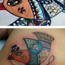 Художественный татуаж в Королеве